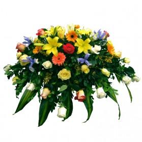 Manto floral