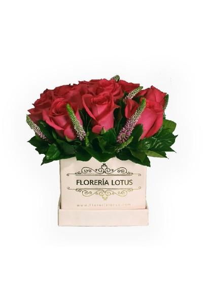 Box de rosas N°2