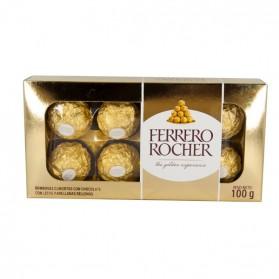 bombones Ferrero Rocher x 100 g