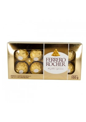 Chocolates Ferrero Rocher